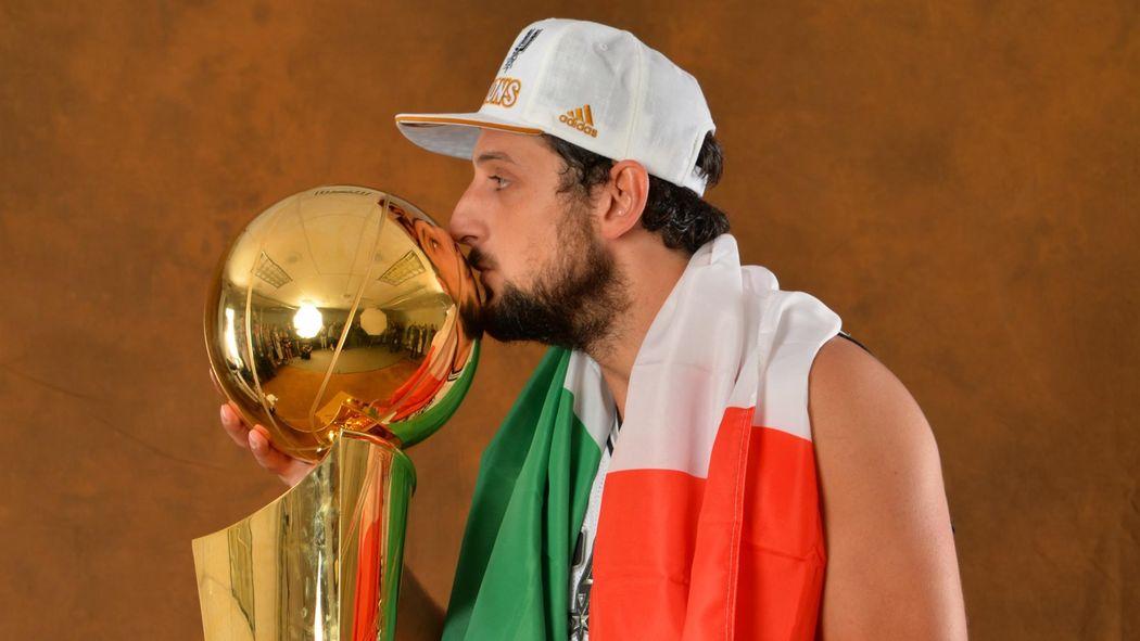 Più affidabile qualità del marchio cerca ufficiale Marco Belinelli: il primo (e unico) azzurro a vincere in NBA ...