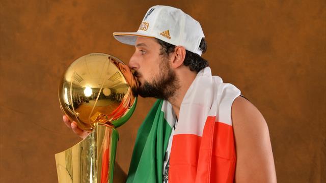 ll sogno americano di Marco Belinelli: il primo (e unico) azzurro a vincere in NBA
