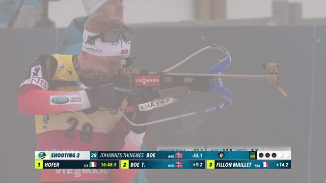 Highlights of Boe's magnificent performance in Holmenkollen