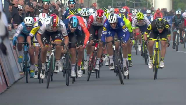 Ackermann sprints to Bredene-Koksijde Classic win
