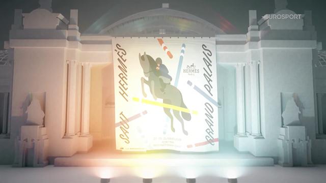 Vorhang auf fürs Saut Hermès: Diese Kulisse ist einzigartig