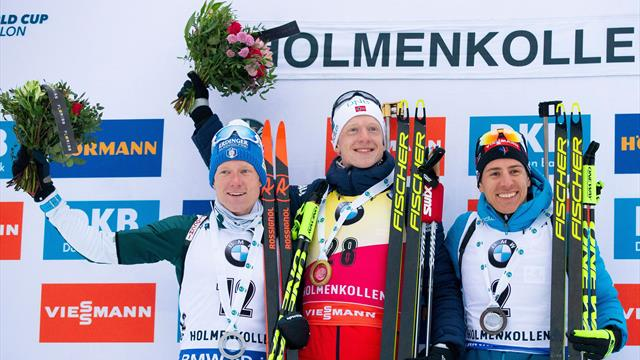 Brilliant Boe celebrates Sprint Crystal Globe in style, equals record