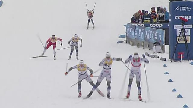'Very, very tight!' - Nilsson secures Crystal Globe