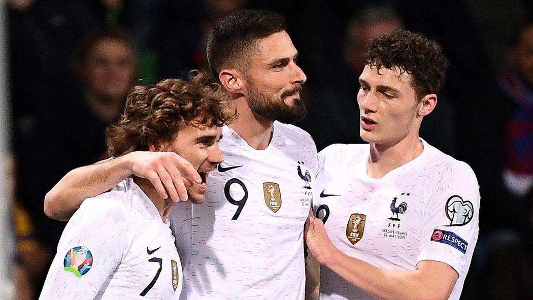 Image result for france team 2019