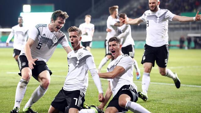 Wow! BVB-Talent trifft zum Sieg in den Winkel