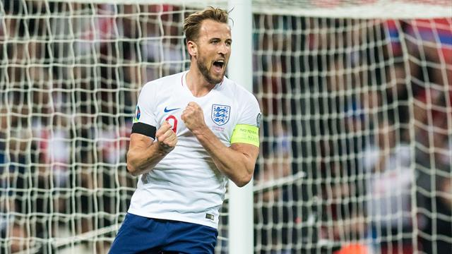Kane named in England squad for Nations League finals