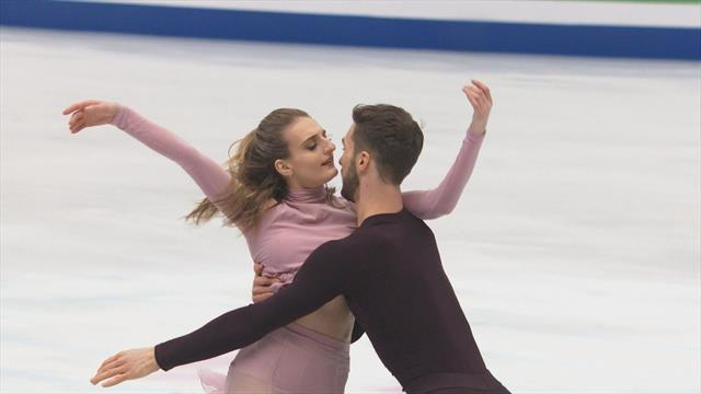 Papadakis and Cizeron seal world crown after sensational Free Dance