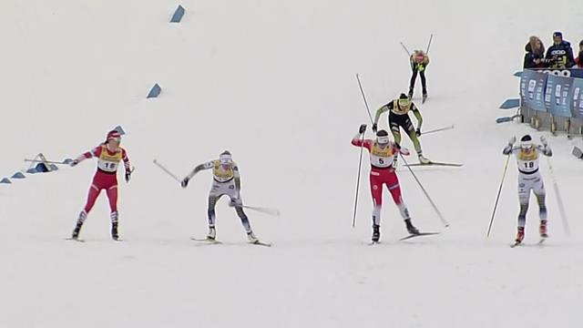 Belorukova lashes out at Karlsson with her ski pole