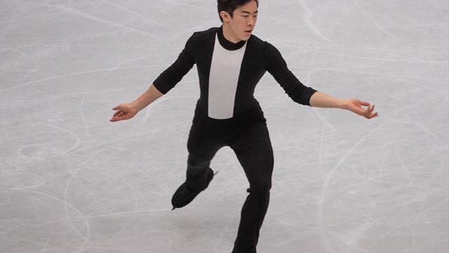 Eiskunstlauf-WM: US-Amerikaner Chen verteidigt Titel