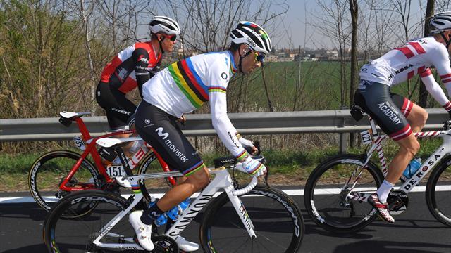 """Flecha Valona, Alejandro Valverde: """"Espero estar mejor que en la Amstel, creo que estoy bien"""""""