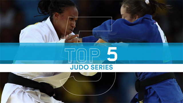 Top 5: Throws from Ekaterinburg Grand Slam