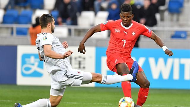 Clasificación Eurocopa 2020, grupo D: Suiza se coloca líder tras la primera jornada