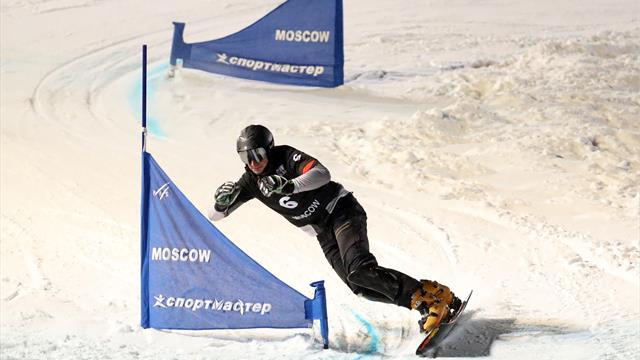 Соболев первым в истории России выиграл Кубок мира в зачете параллельных дисциплин