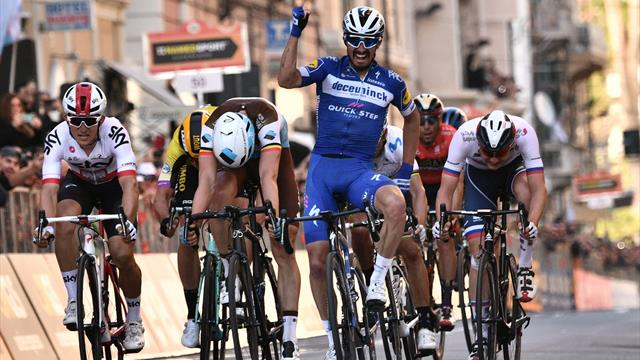 Monumental, Alaphilippe était imbattable !