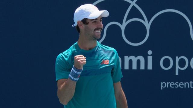 Хачанов проиграл в первом матче «Мастерса» в Майами австралийцу с самыми хипстерскими усами в ATP