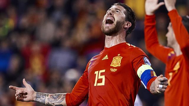 Per Panenka: Ramos erlöst Spanien gegen Norwegen