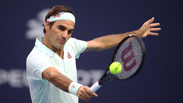 Federer avanza en el Masters 1000 de Miami