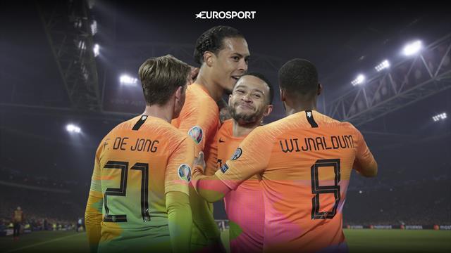 Нидерланды будут среди фаворитов Евро. Звезды «Ливерпуля» идеально сочетаются с молодежью «Аякса»