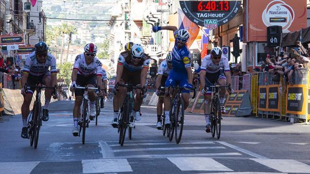 Malgré le coronavirus, les Strade Bianche, Tirreno-Adriatico et Milan-San Remo confirmés