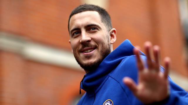 Hazard denies agreement with Real and Zidane – but is it a case of when, not if?