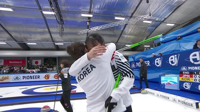 Korea take bronze medal after beating Japan