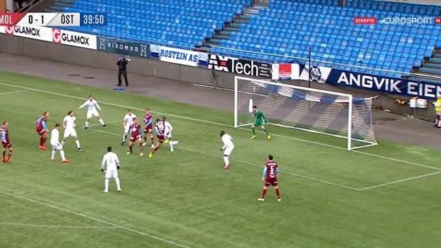 Ohi viser seg frem – se hans første Molde-scoring