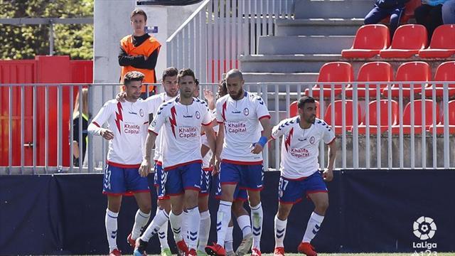 Segunda División, Rayo Majadahonda-Numancia: Goleada para coger aire ante un rival en picado (4-0)