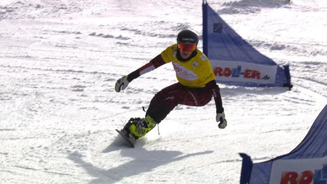 Austria take mixed team parallel slalom Crystal Globe