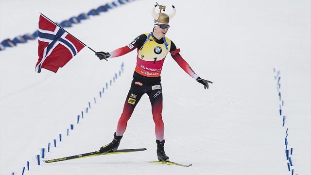 Dominator Bö macht den Wikinger: Highlights zum Saisonfinale