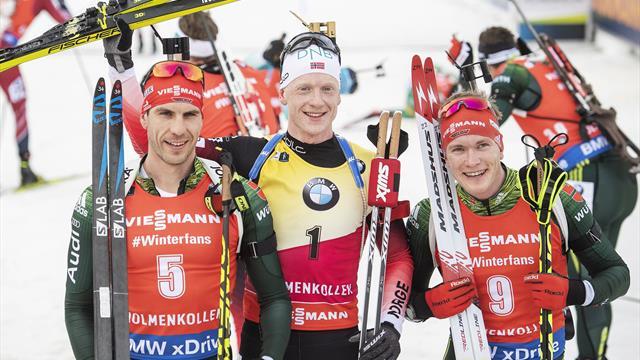 Mit Video | Bö krönt Rekordsaison mit 16. Sieg, Peiffer und Doll auf Podium