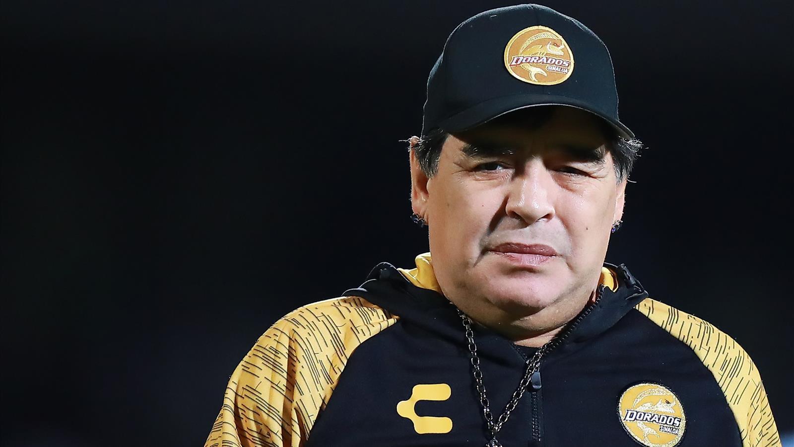 Диего Марадона: «Нынешняя сборная Аргентины не заслуживает носить свою форму»