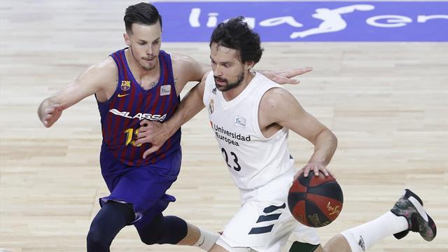 Liga ACB (Final): Real Madrid y Barcelona buscan el trono con la final de Copa en la retina