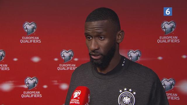 Rüdiger: Vi bliver nødt til at rette op på attituden fra anden halvleg