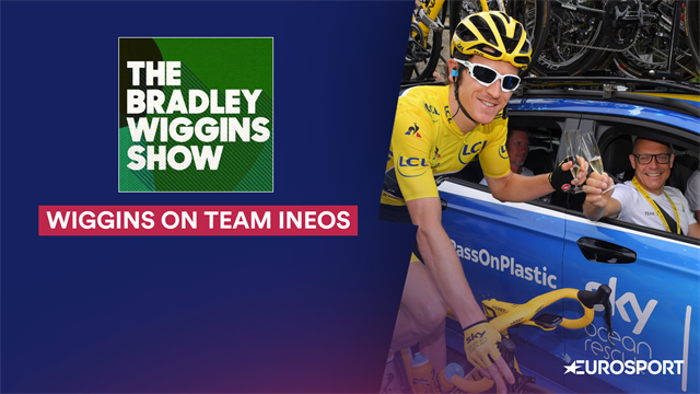 'Brailsford could pull chocolate out of a toilet!' - Wiggins on Team Ineos