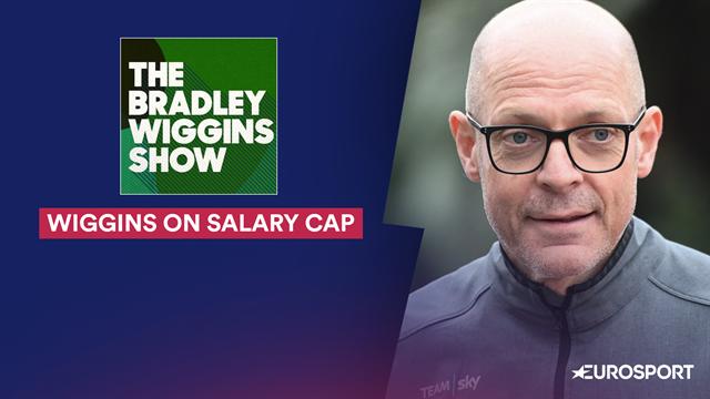'Hypocritical' - Wiggins debates cycling salary cap