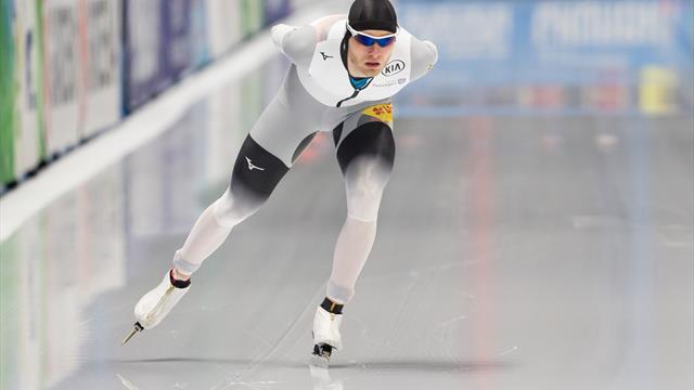 Eisschnelllauf: Ihle und Beckert nach ARD-Bericht frustriert