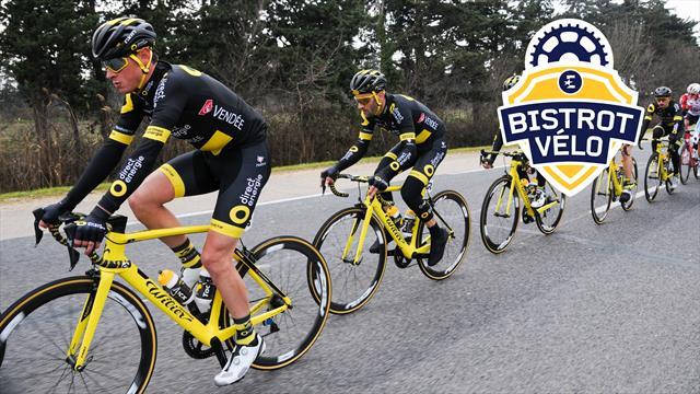 """Voeckler : """"Attention, ça ne veut pas dire que Total investit dans le vélo"""""""