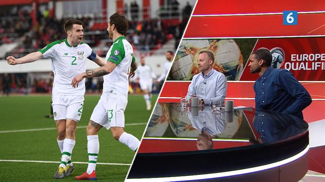 Lars Jacobsen om Irland: Det er ikke et hold vi skal frygte, for vi er langt bedre end dem