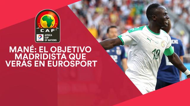 Sadio Mané: El objetivo del Real Madrid que podrás ver en Eurosport