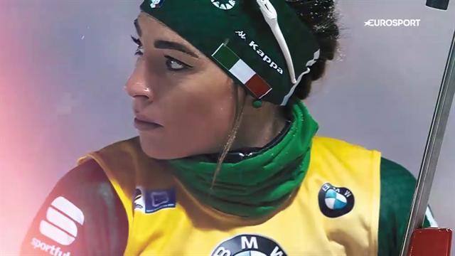 Dorothea Wierer, semplicemente perfetta! Il film della stagione in 150 secondi