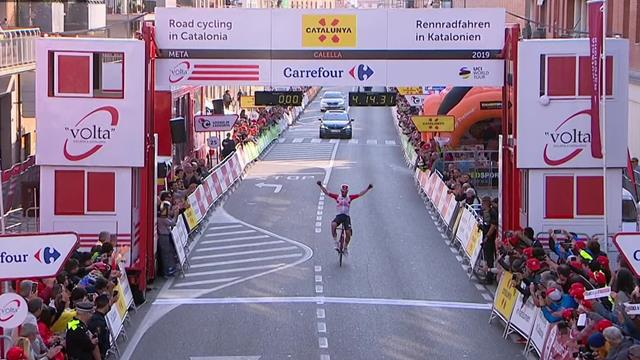 De Gendt produces stunning solo win on stage one