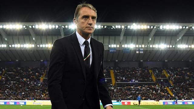 """Mancini: """"Noi siamo l'Italia, con un gioco offensivo e divertente possiamo aprire un ciclo"""""""