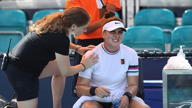 Andreescu bat Kerber pour la deuxième fois en une semaine — Tennis