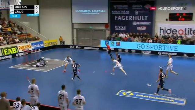 Höjdpunkter: Mullsjö - Växsjö, kvartsfinal SSL