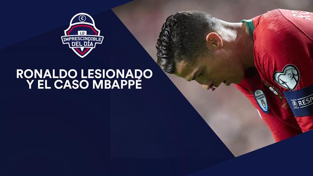 Cristiano, Mbappé, la Selección, la Volta a Catalunya, Carolina Marín y lo imprescindible del día