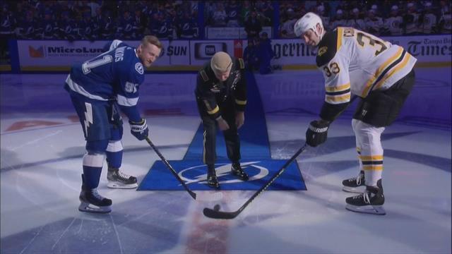 «Тампа» выгрызла победу у «Бостона», а Кучеров нанес один из решающих бросков