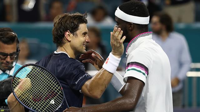Miami Open 2019, Tiafoe-Ferrer: Fin de la gran aventura americana (5-7, 6-3 y 6-3)