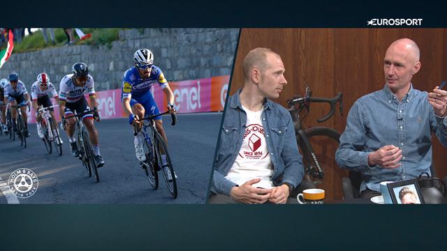 Holm & Bays Radio Tour - nedslagspunkter fra Milano-Sanremo: Sagan i panik & brutale Alaphilippe