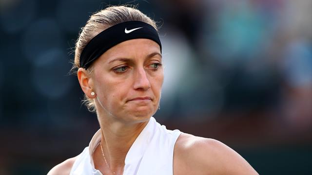 Blessée, la Tchèque Kvitova fait l'impasse