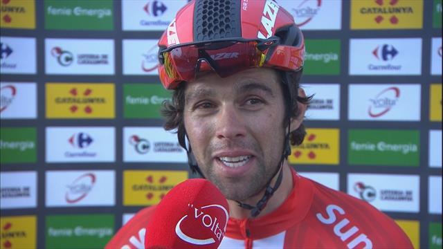 Michael Matthews: 'It's incredible, I'm so happy'